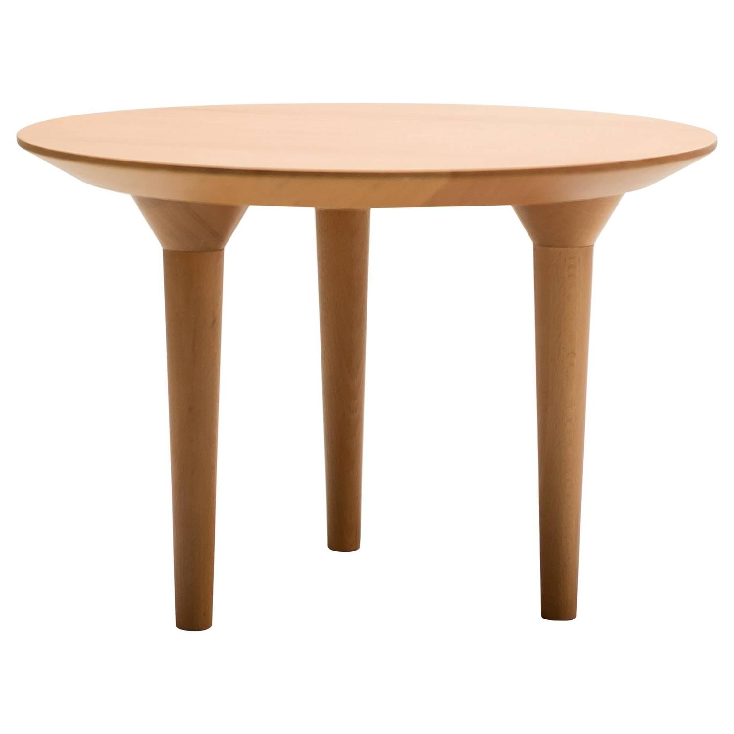 Parco Round Coffee Table by Lluis Clotet for Driade For Sale at