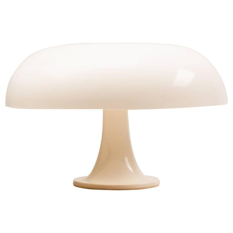 nesso table lamp by giancarlo mattioli for artemide at 1stdibs. Black Bedroom Furniture Sets. Home Design Ideas
