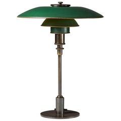 Table Lamp PH 3/2 Designed by Poul Henningsen for Louis Poulsen, Denmark