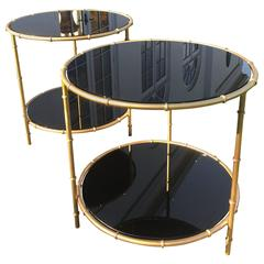 Jansen Style Side Tables
