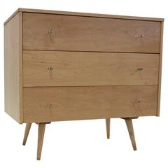 1950, Paul McCobb Three-Drawer Dresser