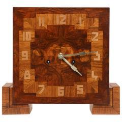 Art Deco Mantel Clock