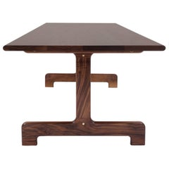 Asa Pingree Physalia Dining Table in American Walnut