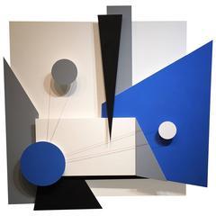 """Global Motion 2"" Sculpture by Kazumi Yoshida"