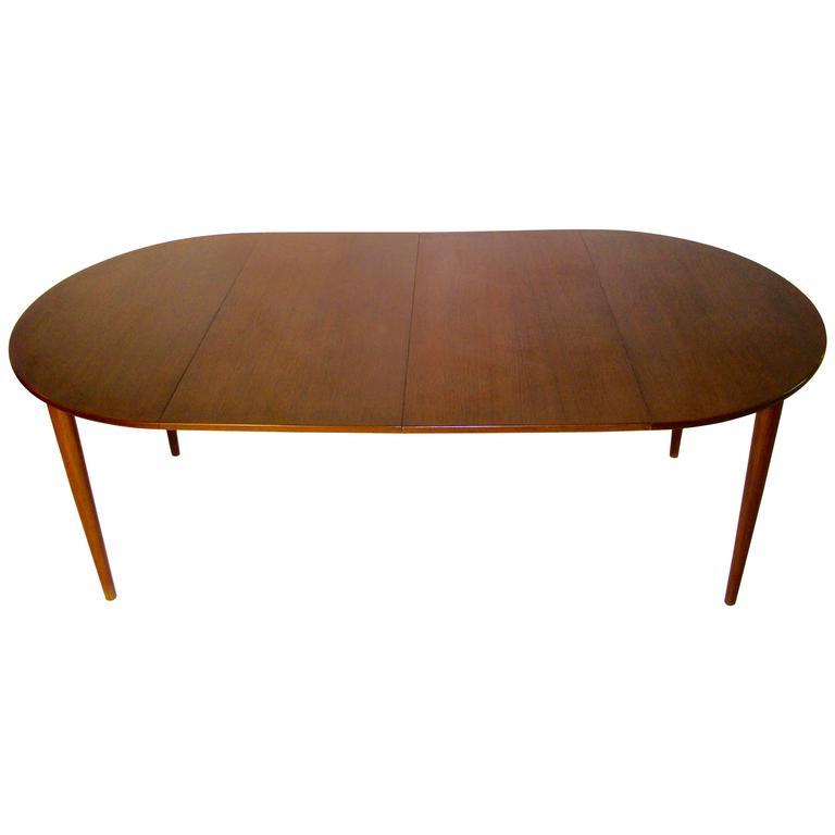 Danish Modern Rosewood Table by Gudme Mobelfabrik at 1stdibs : 5897883l from www.1stdibs.com size 768 x 768 jpeg 17kB