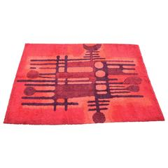 Large Bright Colorful Rug by Ege Rya