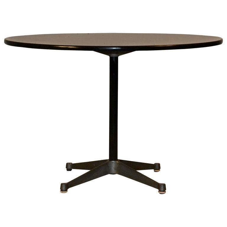 Mid-Century Herman Miller Eames Aluminium Table