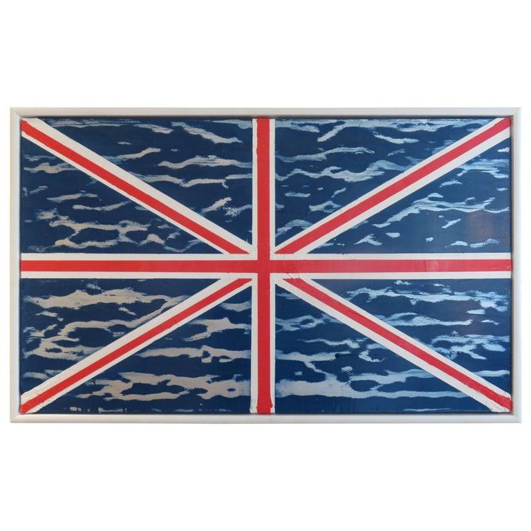 Daniel J O'Keefe, the Flag Series, NY, 2016 For Sale