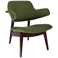 Louis Van Teeffelen Club Chair for Webe, 1960s