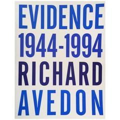 Richard Avedon 'Evidence'