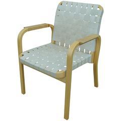 Model 45 Armchair by Alvar Aalto for Artek