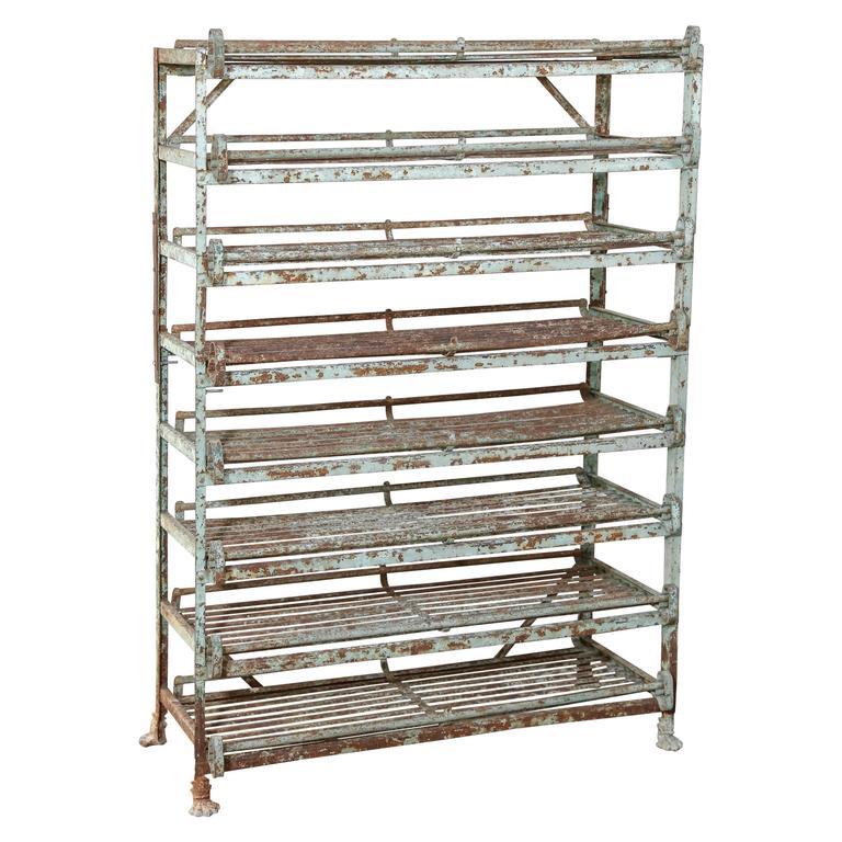Iron Fruit Drying Rack