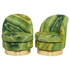 Talisman Swivel Chairs by Talisman Bespoke