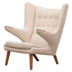 1950's Papa Bear Chair by Hans Wegner 'b'