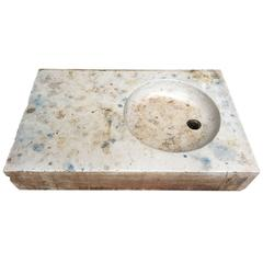 Antique and vintage stone sinks 67 for sale at 1stdibs for Antique stone sinks for sale