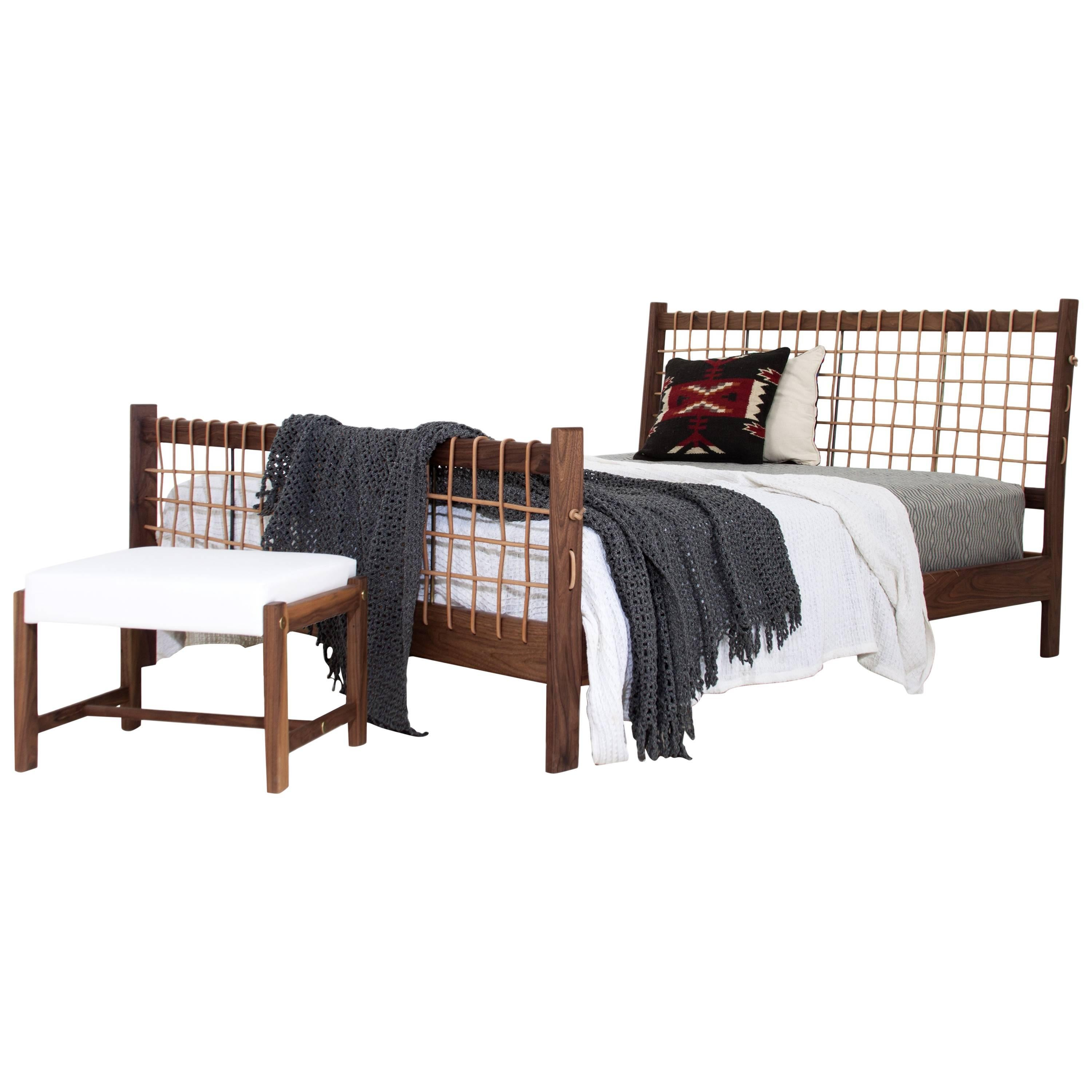 Law Bed by Thomas Hayes Studio