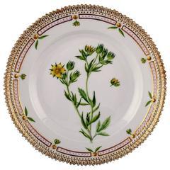 Royal Copenhagen Flora Danica Salad Plate