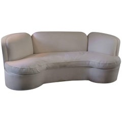Sexy Curved Vintage Sofa