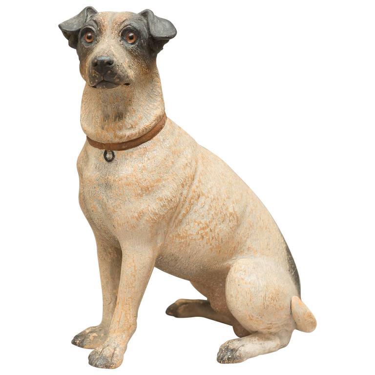 Austrian Terracotta Jack Russell Terrier For Sale