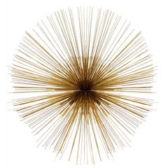 Urchin Wall Hanging in the Style of Curtis Jere