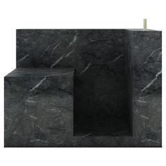 Marble Meditation Chair, Francesco Balzano, M13