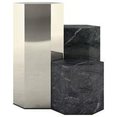 Set of Three Columns, Francesco Balzano