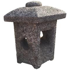 Japan Antique Stone Lantern Perfect Tea Garden Size