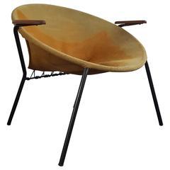 Balloon Chair by Hans Olsen Produced in Denmark by Lea Design, 1960s