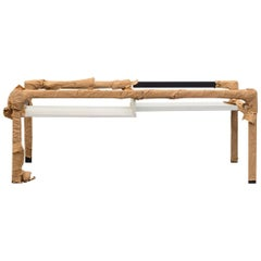 New in Box Cees Braakman Coffee Table with Reversible Top