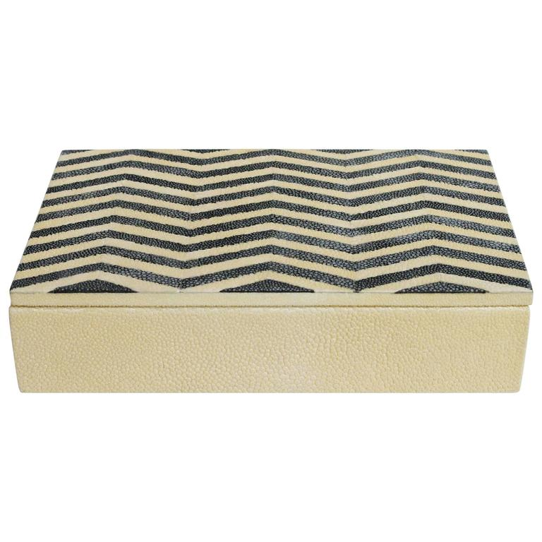 Shagreen Box