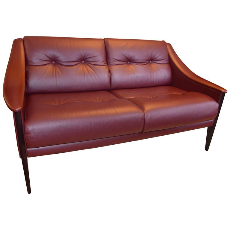 Sofa 2 Places Dezza, Gio Ponti, Italy, 1965 For Sale