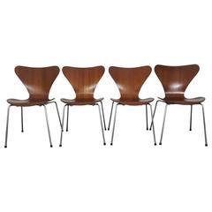 Arne jacobsen giraffe chair for sale at 1stdibs for Chaise serie 7 arne jacobsen 1955