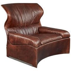 Vela Alta Chair by Giovanni Offredi for Saporiti
