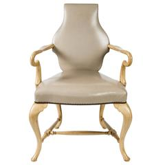 "Hollyhock ""Spider"" Chair Inspired by a Frances Elkins Original Design"