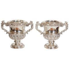 Pair of George III Style Wine Cisterns