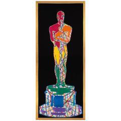 Stylized Rainbow Oscar