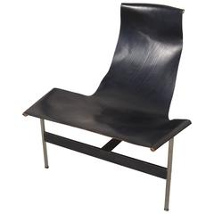 Rare T Lounge Chair by Katavolos, Littell, & Kelley for Laverne International
