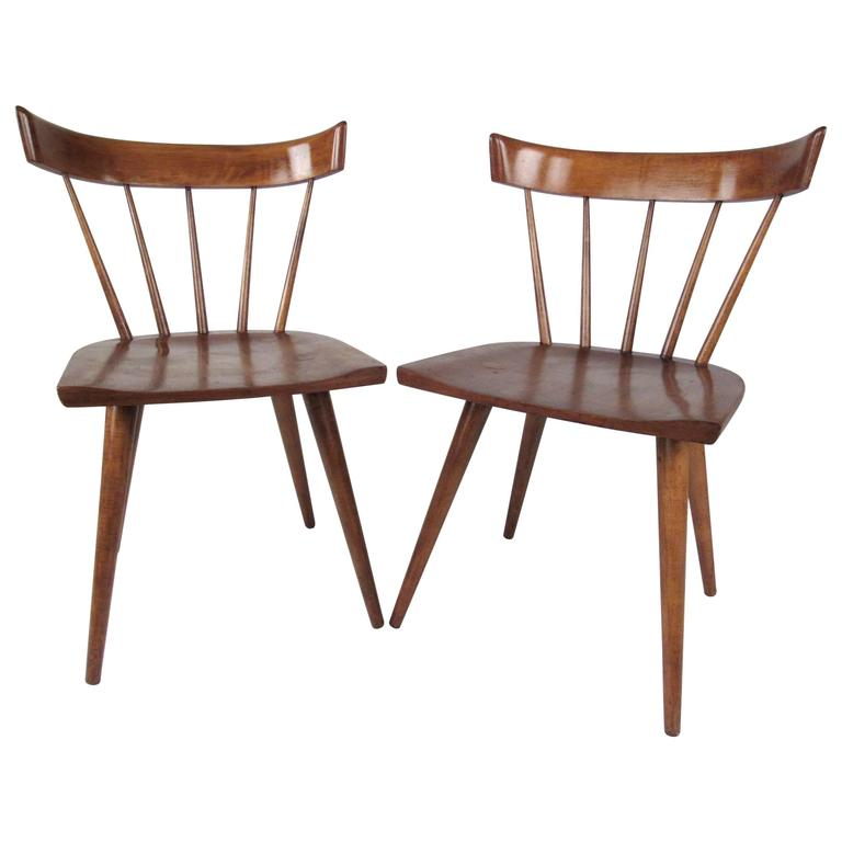 Paul McCobb Chairs for Planner Group at 1stdibs