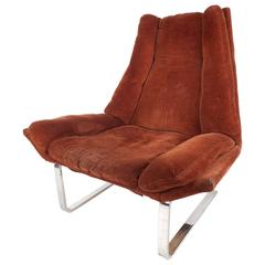 Mid-Century Modern Adrian Pearsall Style Lounge Chair