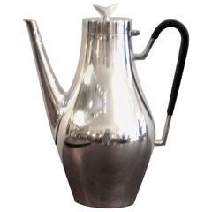 """Denmark"" Coffeepot by John Prip for Reed & Barton"