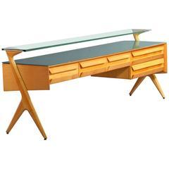 Amazing Italian Sideboard Designed by  Vittorio & Plinio Dassi