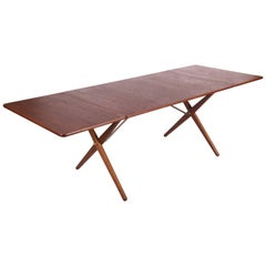 Cross-legged Dining Table by Hans J. Wegner AT-309