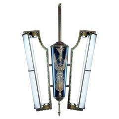 Unique Double Pharmacy Lamp