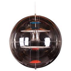 Rare Verner Panton VP Globe Pendant