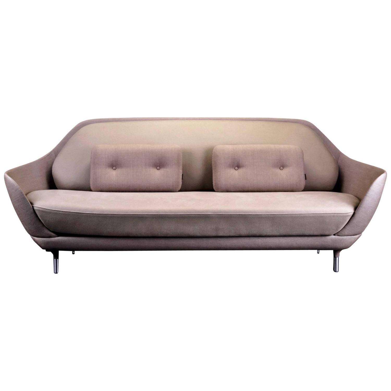 jaime hayon favn three seat sofa manufactured by fritz hansen for sale at 1stdibs. Black Bedroom Furniture Sets. Home Design Ideas