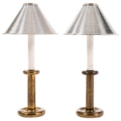 Pair of Rare Donghia Table Lamps