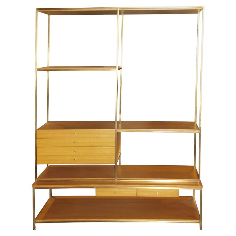paul mccobb for calvin and the irwin collection etagere or bookcase 1