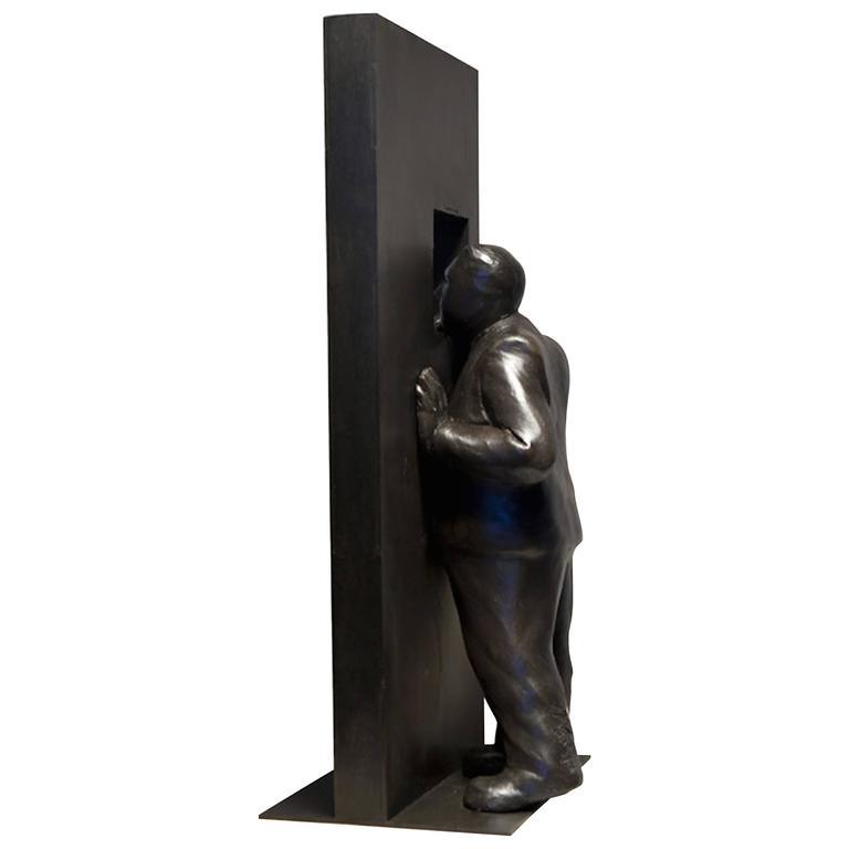 """""""Epiphany"""" Bronze Sculpture by Jim Rennert"""