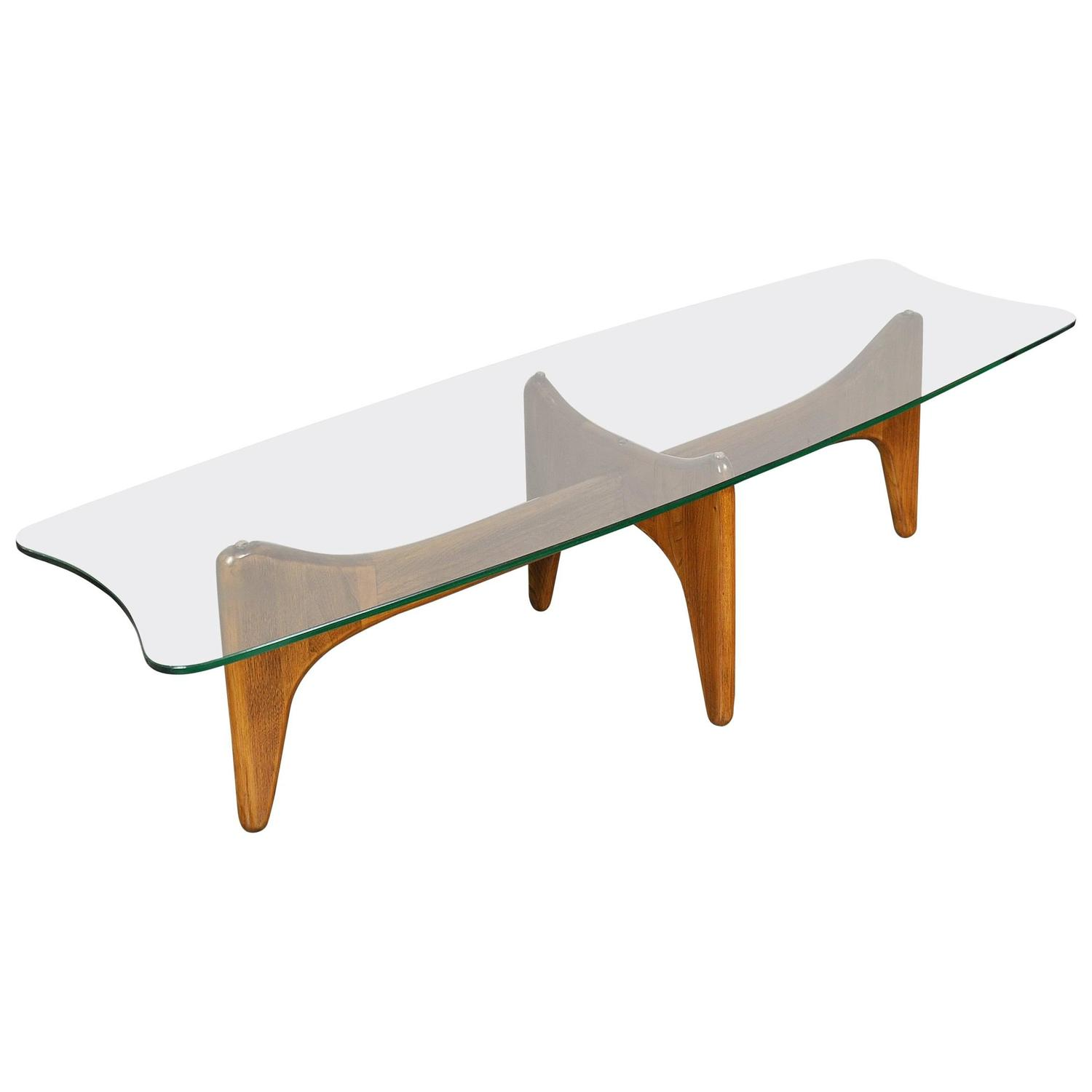 Adrian Pearsall For Craft Associates Stingray Coffee Table At 1stdibs