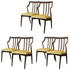 1960s Italian Dining Chairs